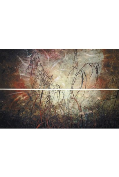 Autumn Winds (diptych)