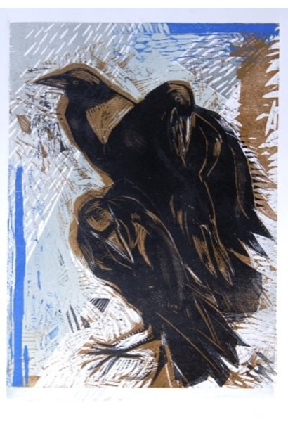 Ravens Haida Gwaii