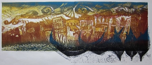 Rising Tide (diptych)-1