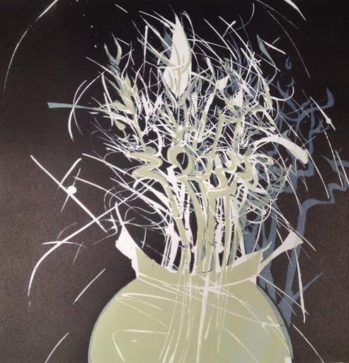 Untitled (Pot of Bamboo I)-1