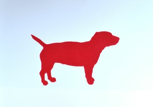 Little Red Dog-1