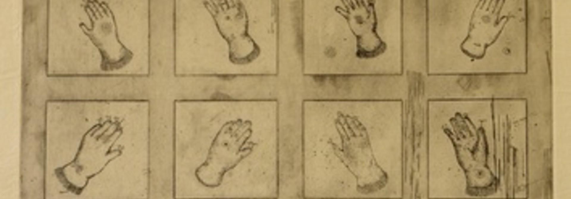Gaudi Hand