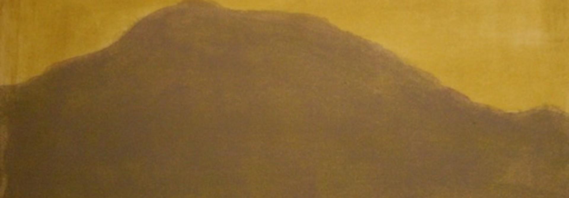 Untitled ( Purple Mountain