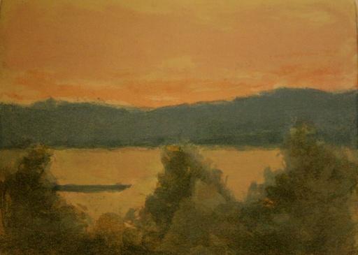 English Bay Sunset-1