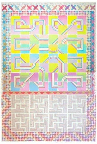 Don & Llyr #2: Rainbow Labyrinth Tesserae (2 Parts)