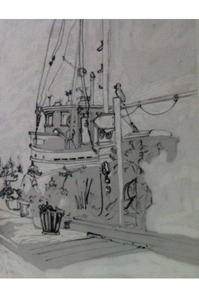 Granville Island Boat