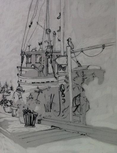 Granville Island Boat-1