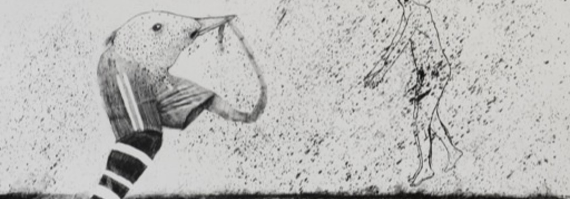 Untitled (Hockeybird)