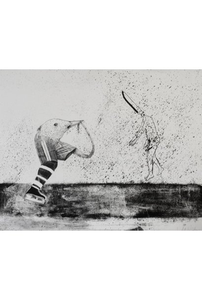 Untitled (Hockeybird)
