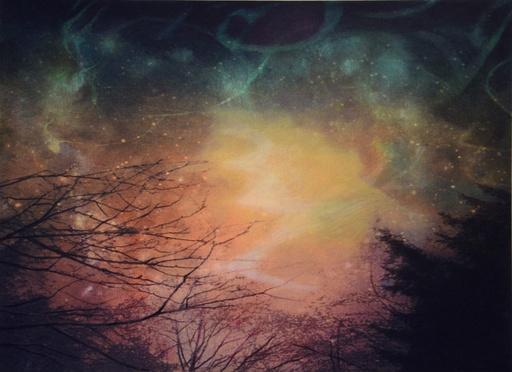 Strange Lights In The Sky-1