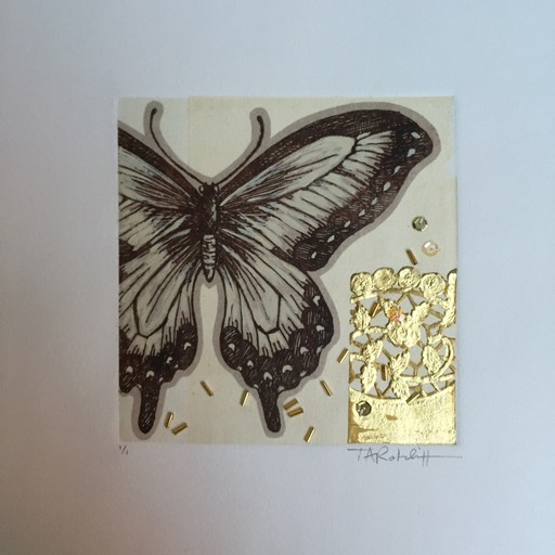 Butterfly and Gold-1
