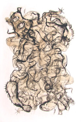 Study for an Orgy-1