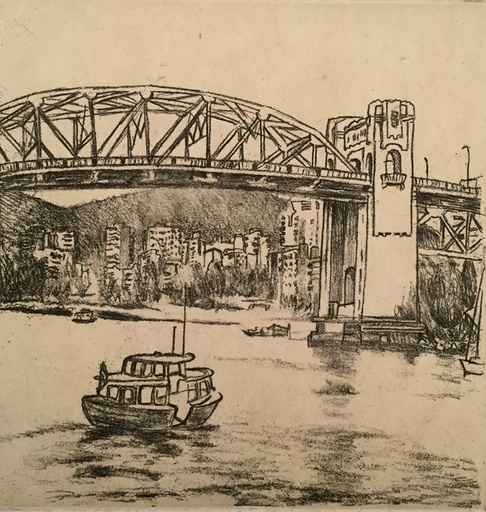 Burrard Bridge-1