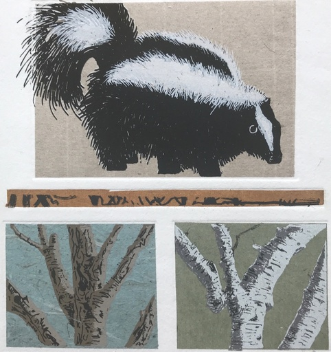 Forest & Fauna #3-1