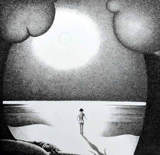 Le bain de minuit - Thetis Island series 4-1