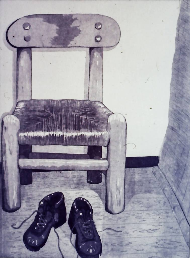 Chair & Boots-1