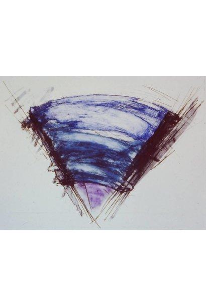 Blue: Purple Fan