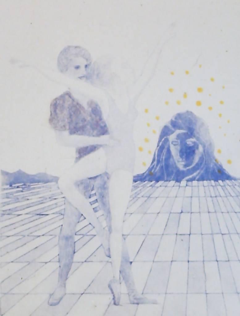 Ballet in a Cosmic Land-1