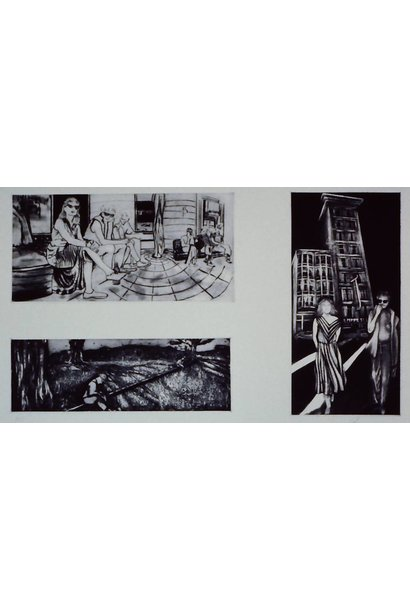 Jan & George Visit Skid Row