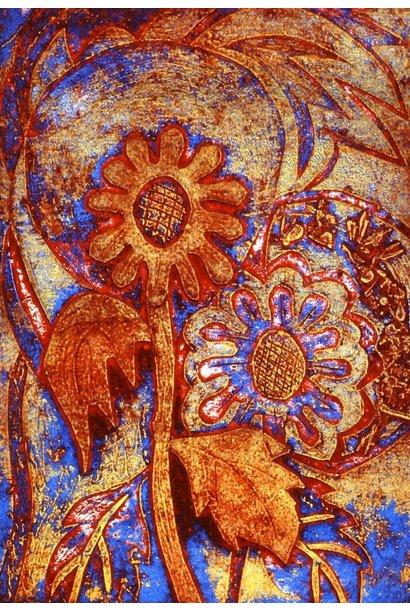 Blumen Flowers (red)