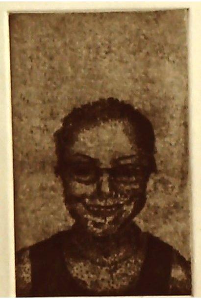 Self Portrait in Pixels