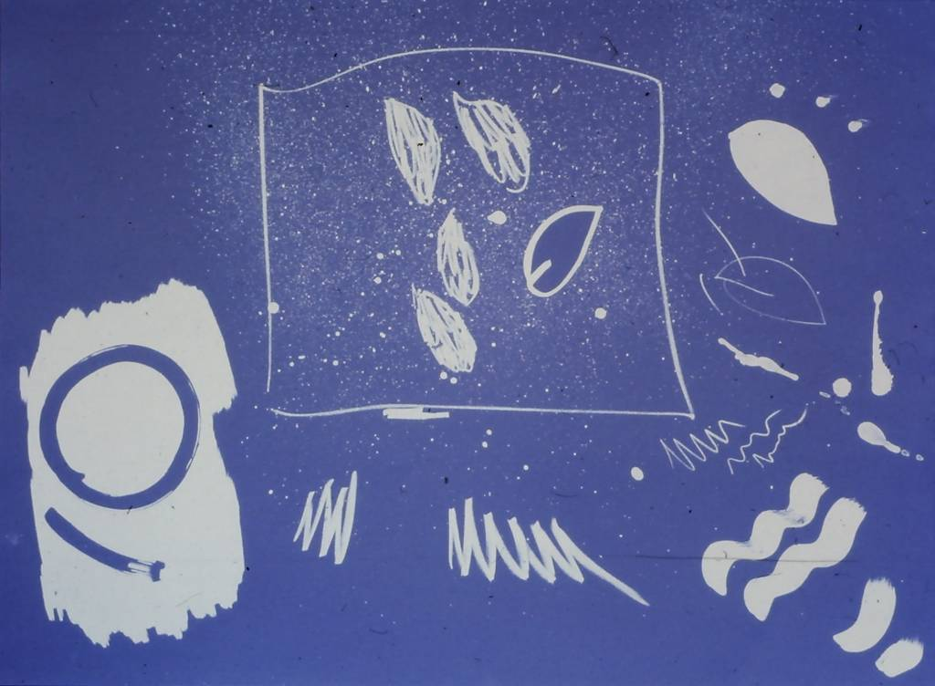 Blue Moon Zamba: The Mexian Night-1