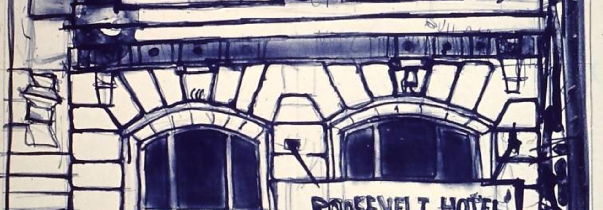 Roosevelt Hotel (2 pcs)