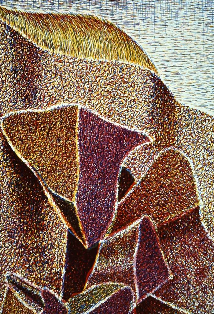 Broken Landscape 51 (V.E)-1