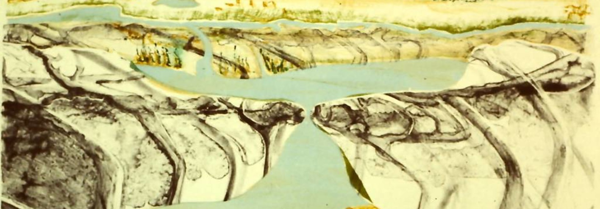 Abstracted Landscape of Bella Medici