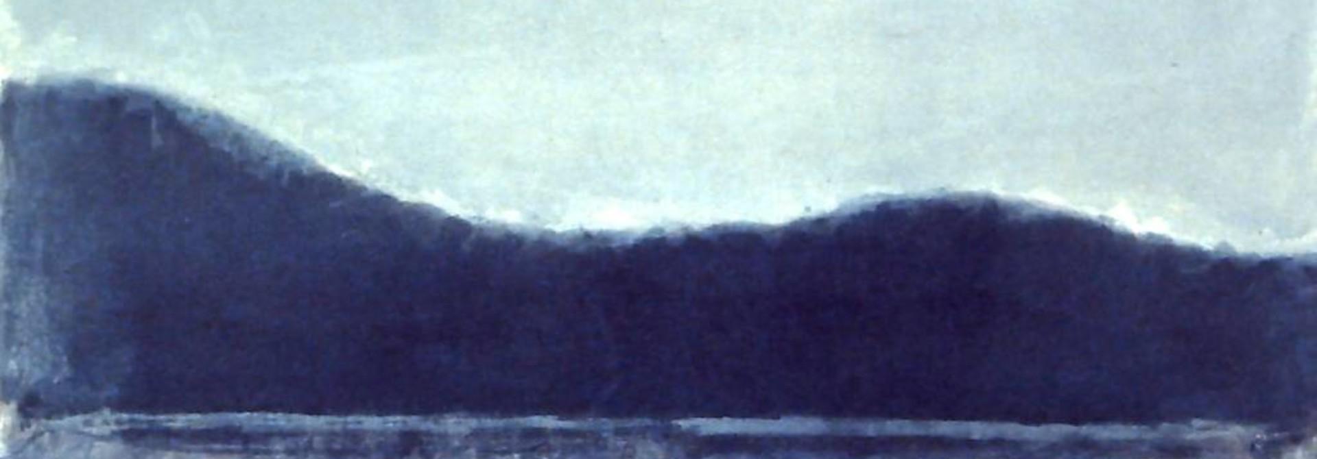 Blue Shan-shui