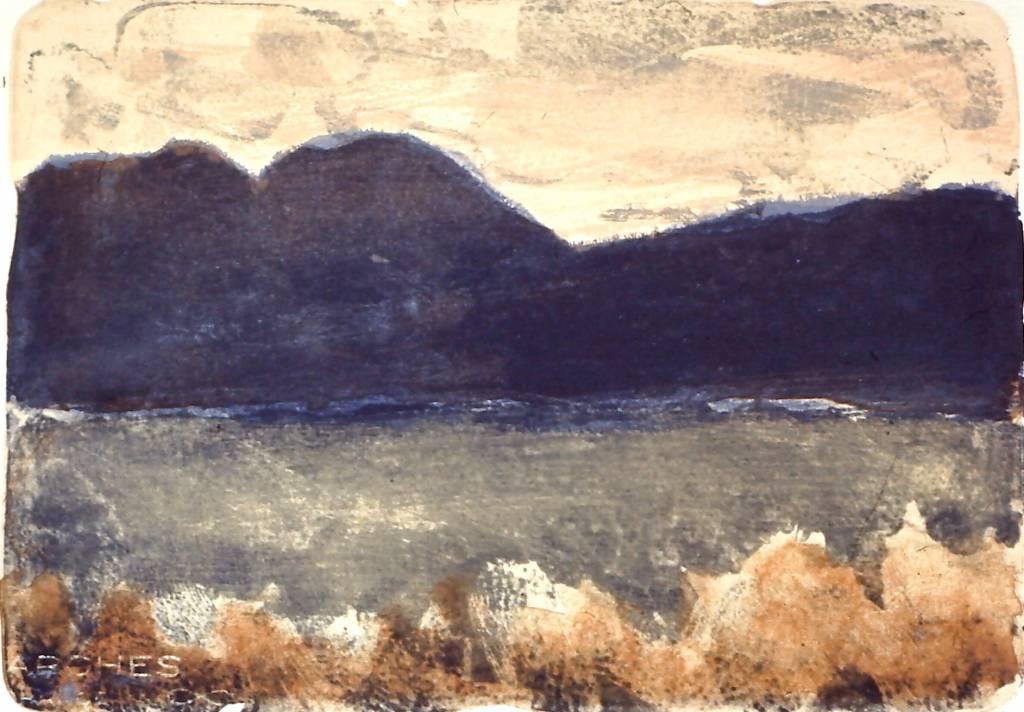 Blue Mountain Green Water View-1