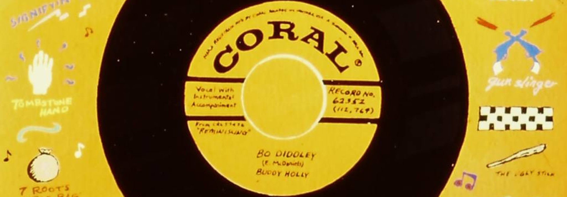 Bo Diddley by Buddy Holly