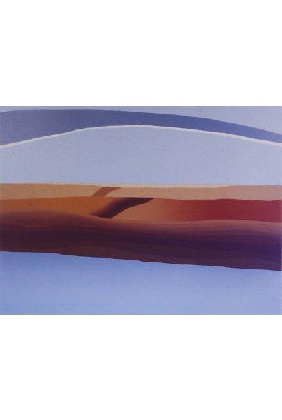 Ploughed landscape