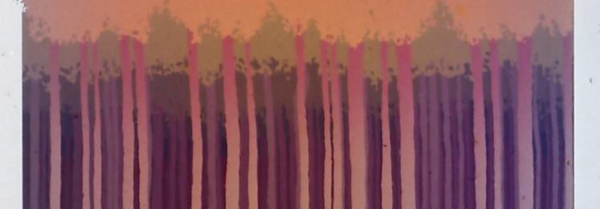 Autumn On The Wood's Edge