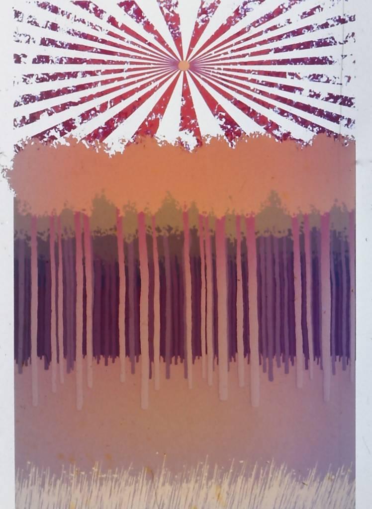 Autumn On The Wood's Edge-1