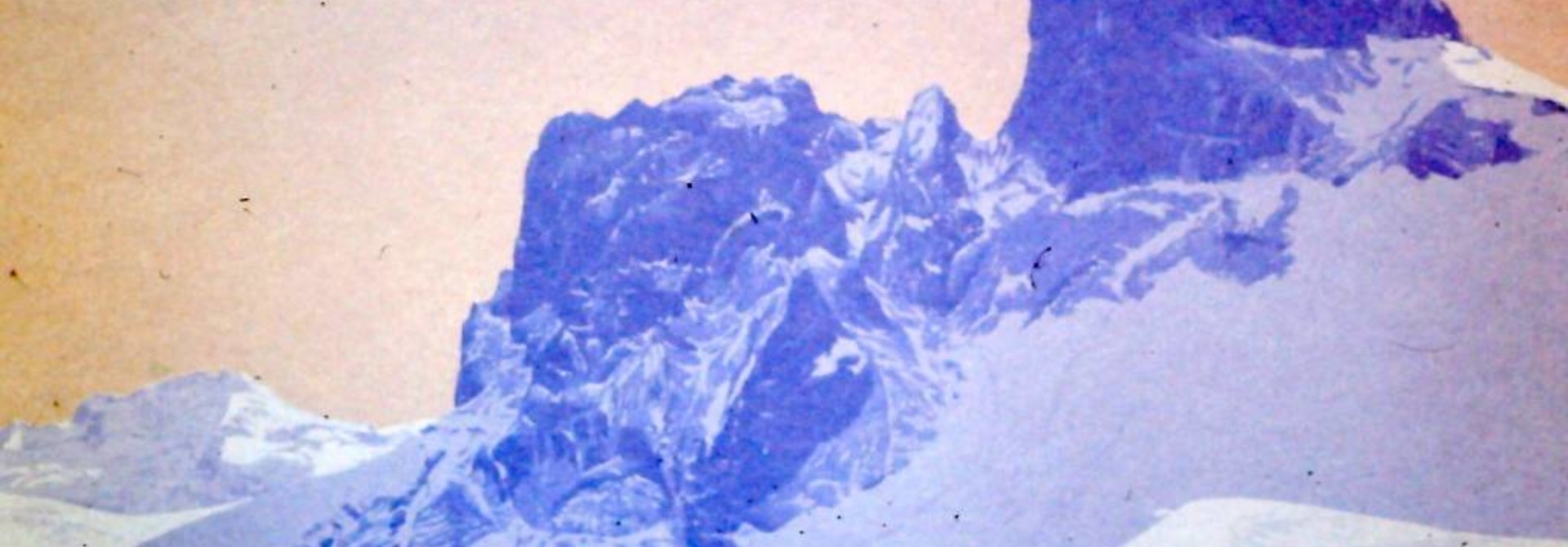 Black Tusk, West Face