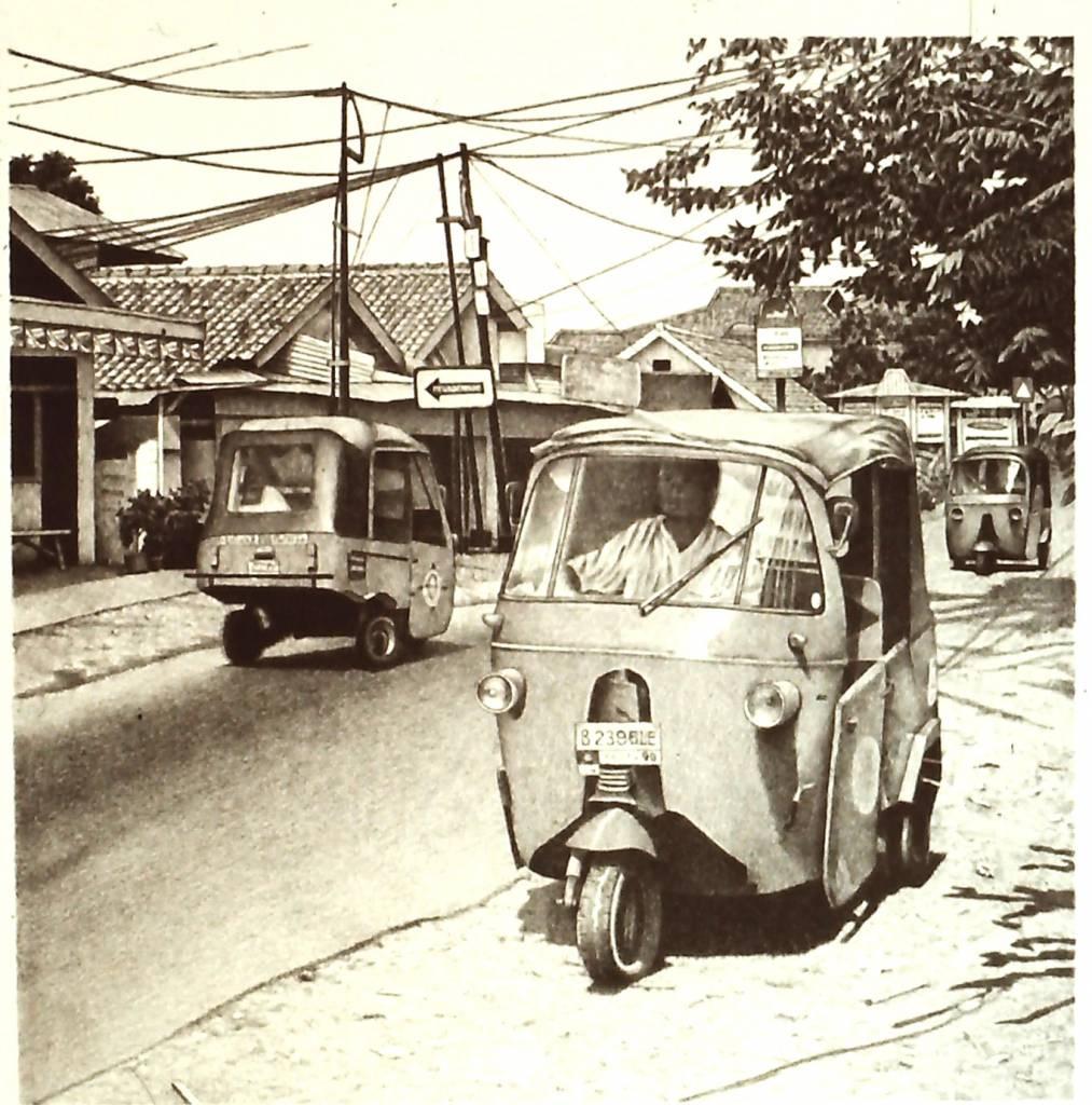 Bangka Bajaj-1