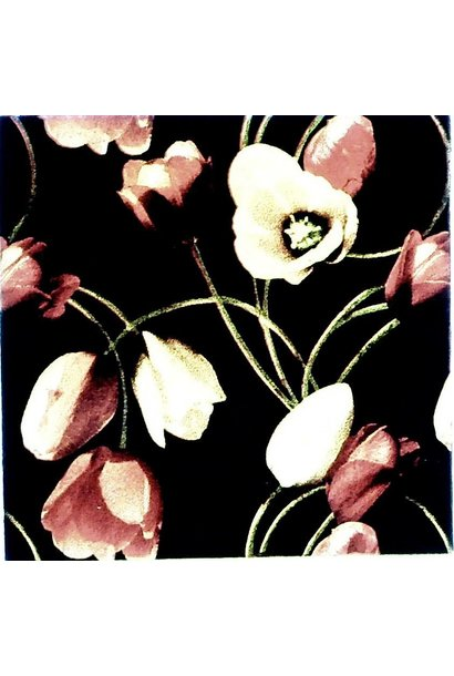 Tulips 2 - black unit