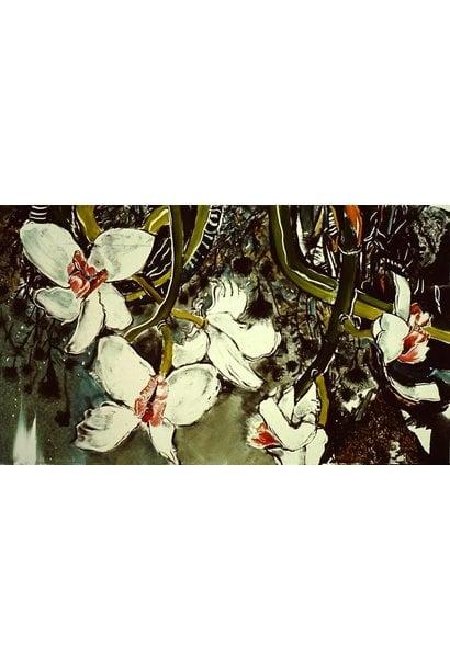Orchid Landscape I