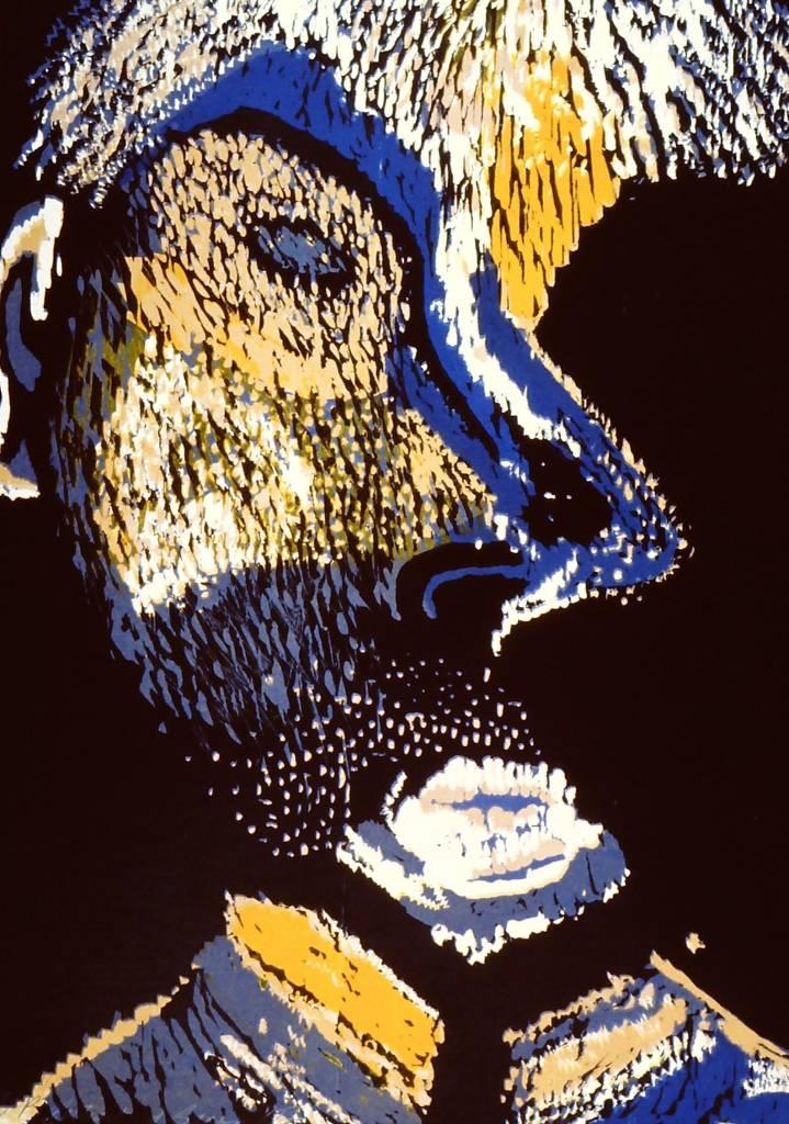 Portrait of Bacon III-1
