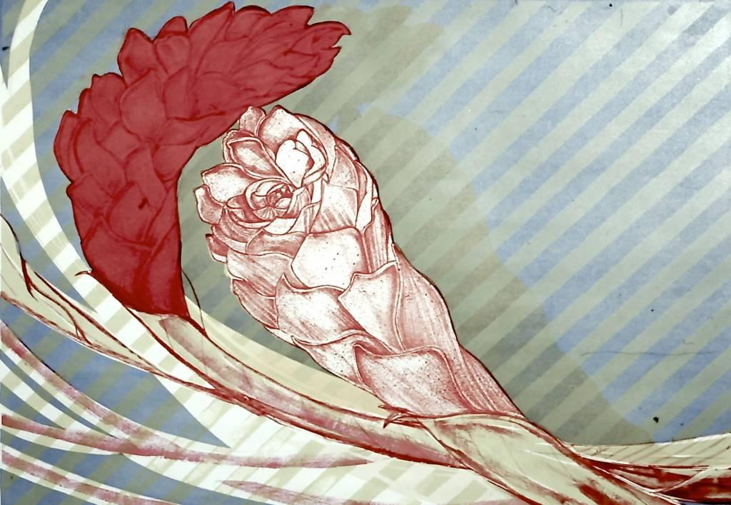 The Ginger Flower-1