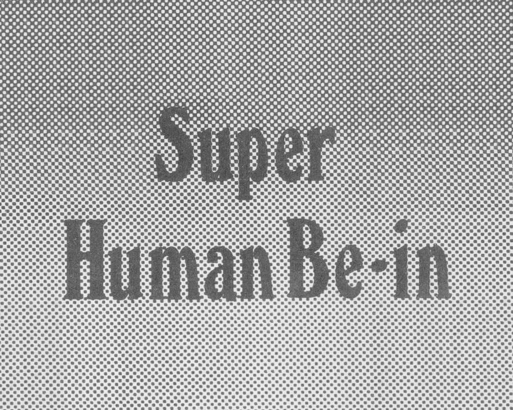Super Human Be-In-1