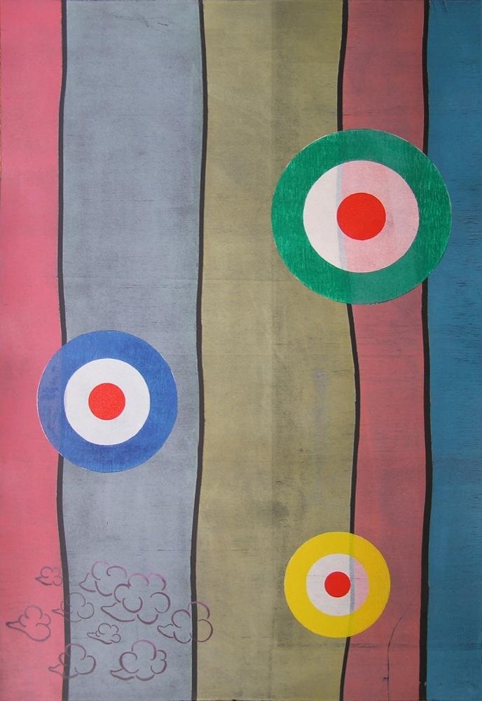 Circles, Targets, Elements-1