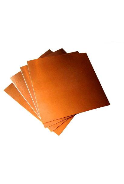 Copper Intaglio Plate per square inch