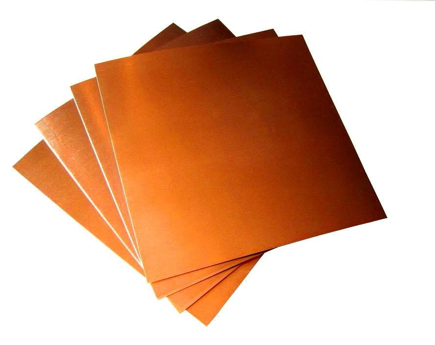 Copper Intaglio Plate per square inch-1
