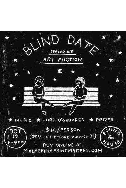 Blind Date Auction Entry