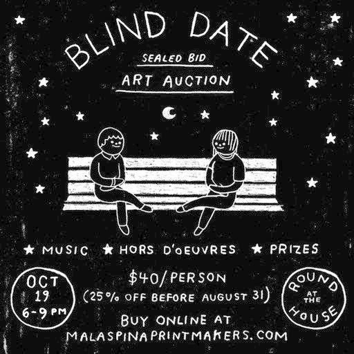 Blind Date Auction Entry-1
