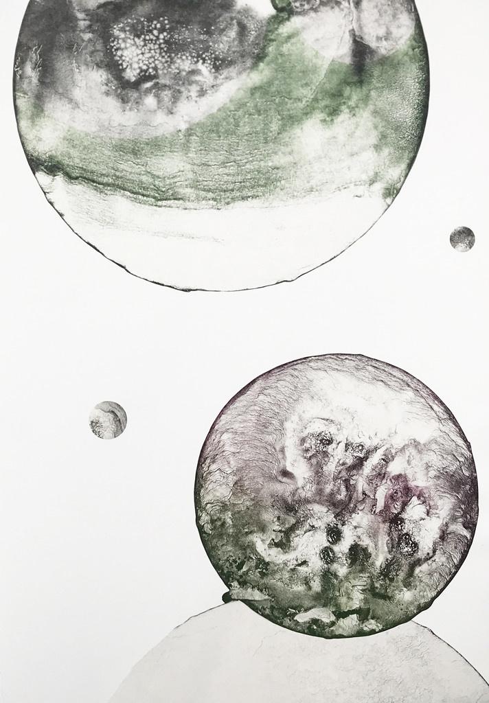 Jupiter's Moon-1