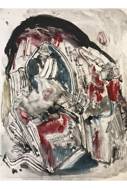 Untitled (Monotype #10)