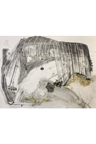 Untitled (Monotype #14)